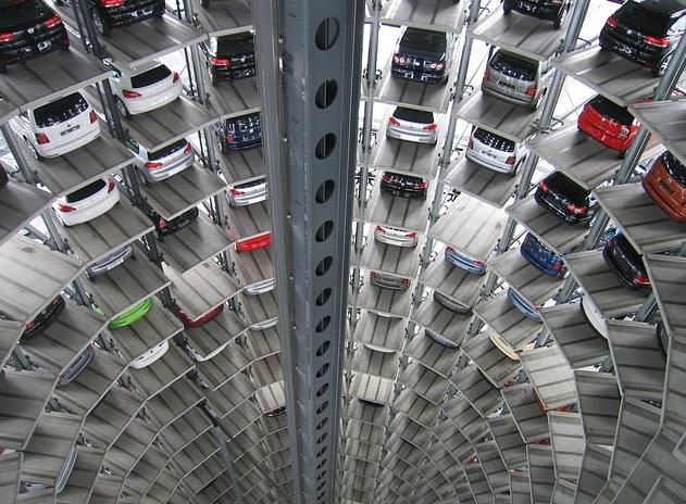 West Ryde Woolworths Car Park